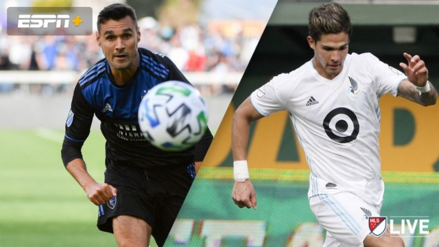San Jose Earthquakes vs. Minnesota United FC (MLS)