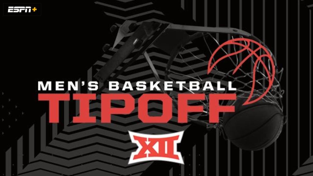 Big 12 Men's Basketball Tipoff