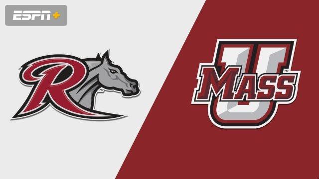 Rider vs. UMass (M Basketball)