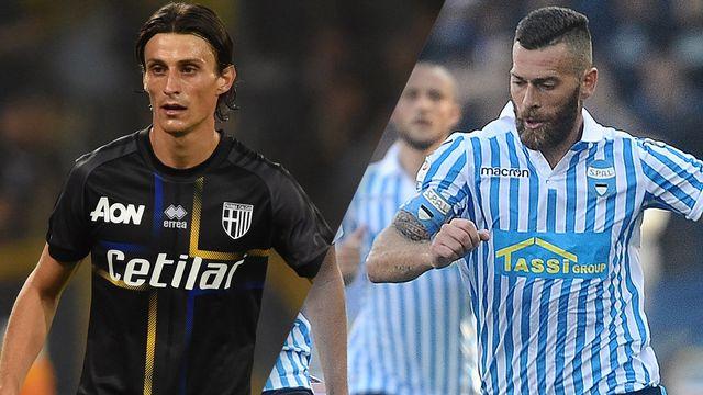 Parma vs. SPAL (Serie A)