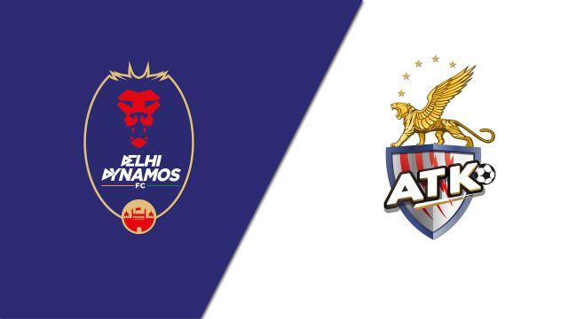 Delhi Dynamos FC vs. ATK (Indian Super League)