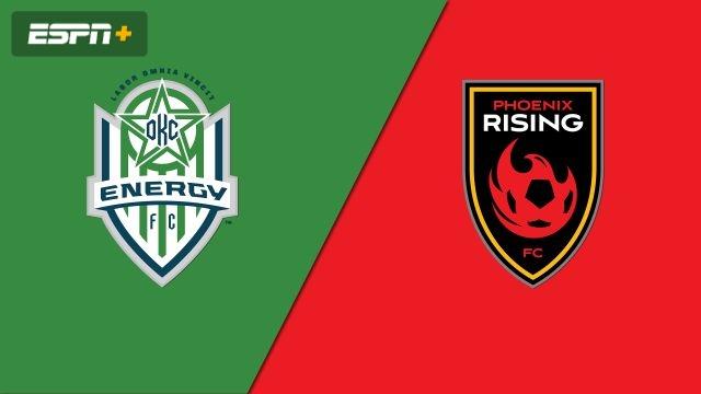 OKC Energy FC vs. Phoenix Rising FC (USL Championship)