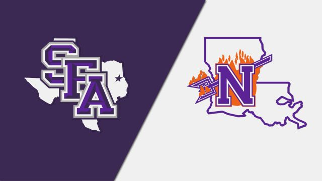 Stephen F. Austin vs. Northwestern State (W Basketball)