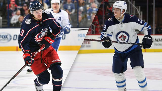 Columbus Blue Jackets vs. Winnipeg Jets