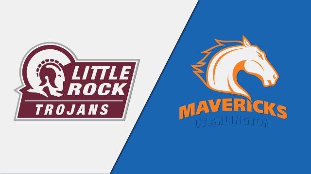 Little Rock vs. UT Arlington (M Basketball)