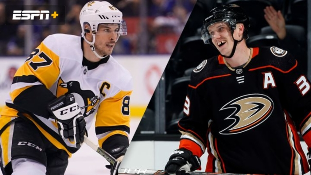 Pittsburgh Penguins vs. Anaheim Ducks