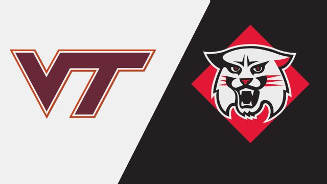 Virginia Tech vs. Davidson (M Soccer)