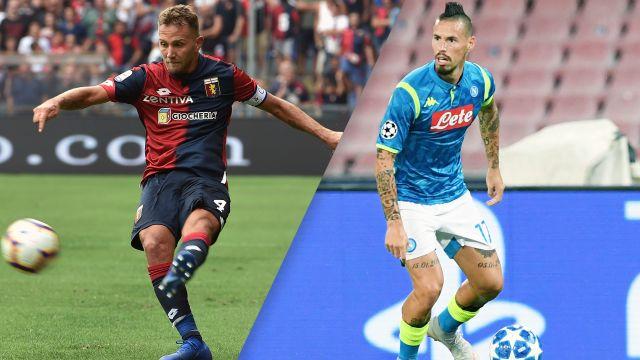 Genoa vs. Napoli (Serie A)