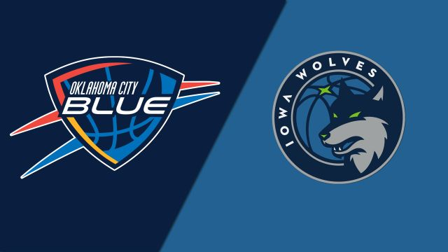 Oklahoma City Blue vs. Iowa Wolves