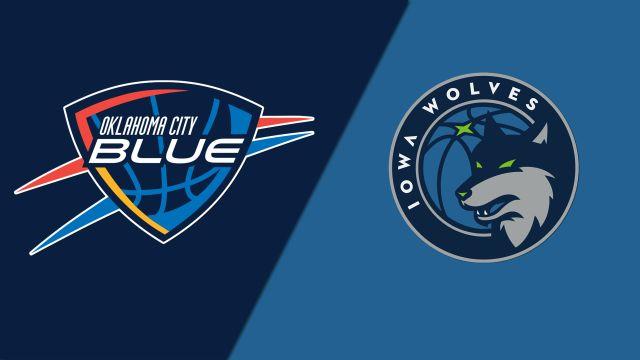 Oklahoma City Blue vs. Iowa Wolves