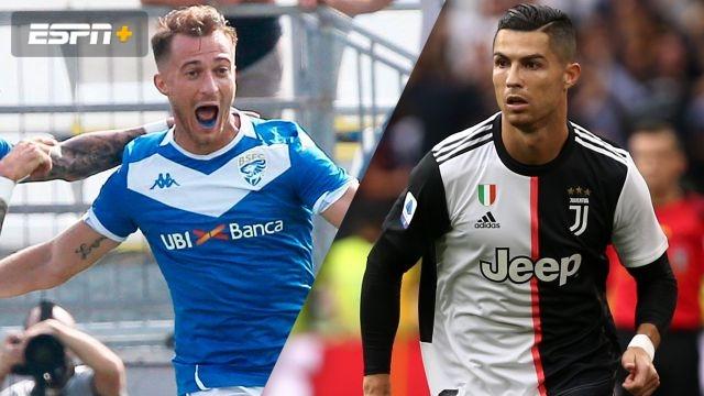 Brescia vs. Juventus (Serie A)