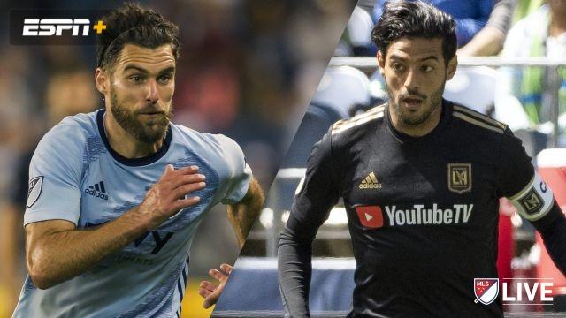 Sporting Kansas City vs. LAFC (MLS)