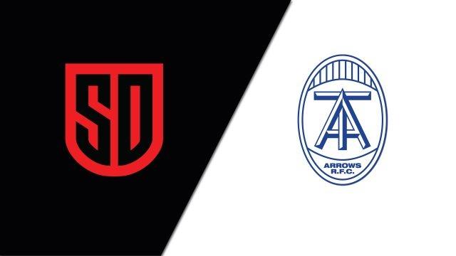 San Diego Legion vs. Toronto Arrows (Major League Rugby)