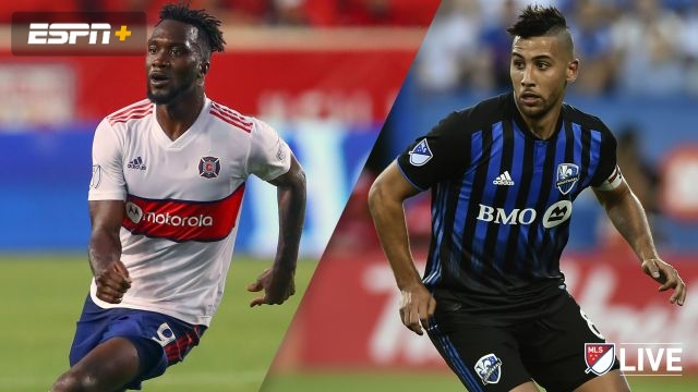 Chicago Fire vs. Montreal Impact (MLS)