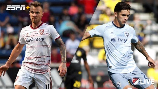Real Salt Lake vs. Sporting Kansas City (MLS)