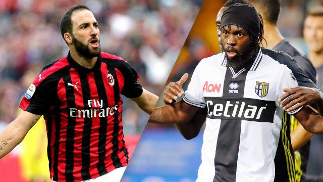 AC Milan vs. Parma (Serie A)