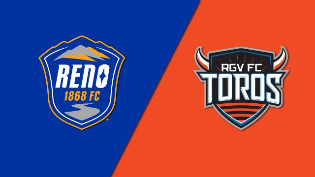 Reno 1868 FC vs. Rio Grande Valley FC