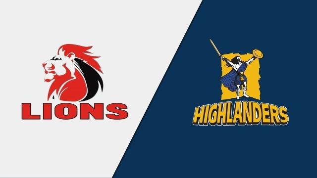 Lions vs. Highlanders