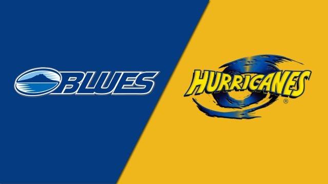 Blues vs. Hurricanes