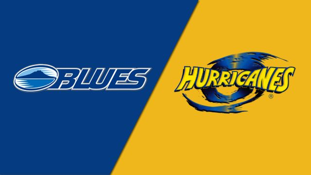 Blues vs. Hurricanes