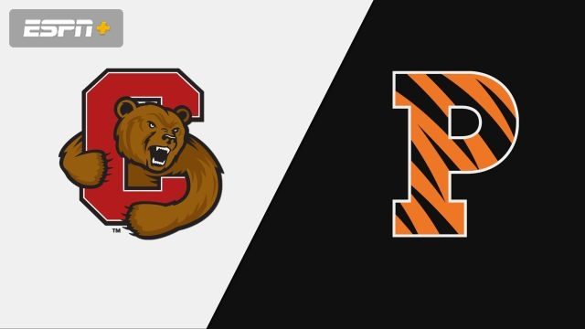#4 Cornell vs. #6 Princeton (W Hockey)