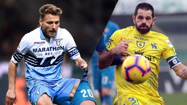 Lazio vs. Chievo (Serie A)