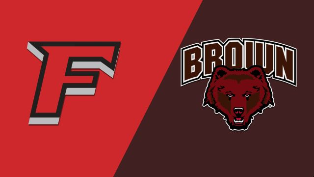 Fairfield vs. Brown (W Basketball)