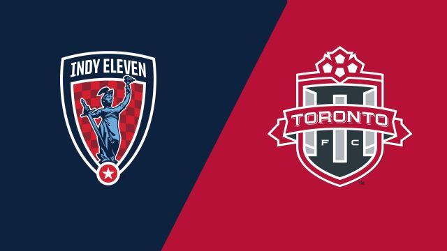 Indy Eleven vs. Toronto FC II