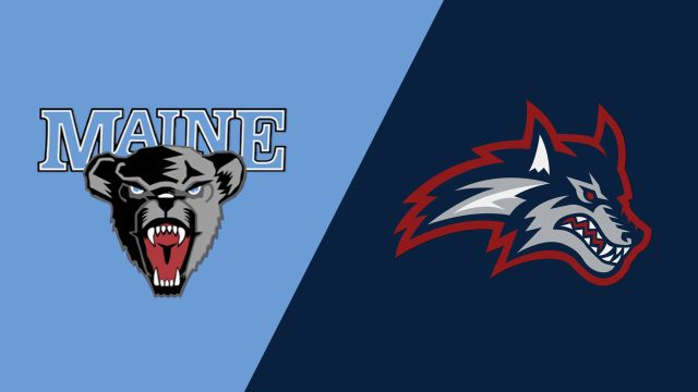 Maine vs. Stony Brook (Game 1) (America East Baseball Championship)