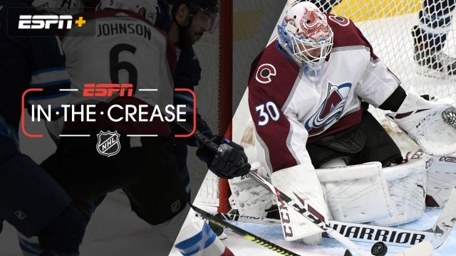 Wed, 11/13 - In the Crease: Werner big in net for Avs