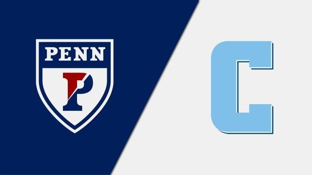 Pennsylvania vs. Columbia (Softball)