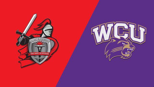 North Greenville vs. Western Carolina (W Basketball)