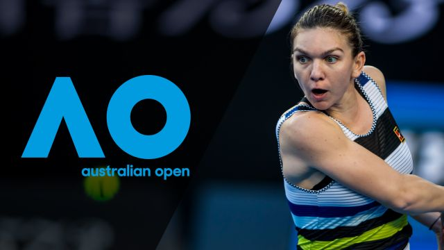 Sat, 1/19 - Australian Open Highlight Show