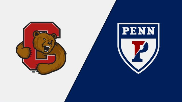 Cornell vs. Pennsylvania (M Basketball)