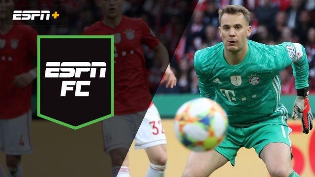 Tue, 7/16 - ESPN FC