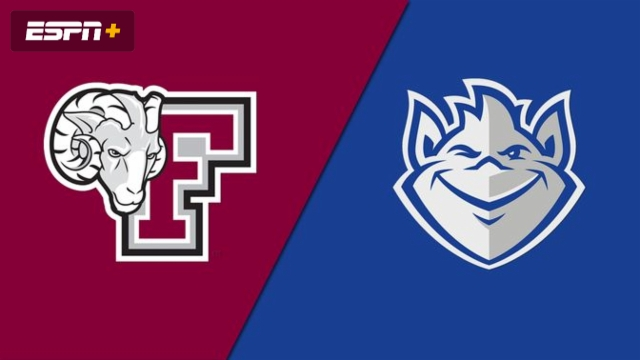 Fordham vs. Saint Louis (W Basketball)