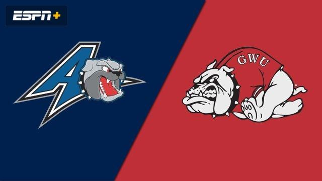 UNC Asheville vs. Gardner-Webb (W Soccer)