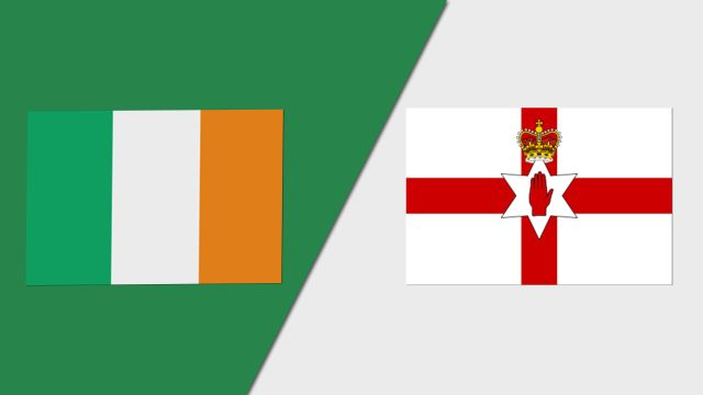 Republic of Ireland vs. Northern Ireland