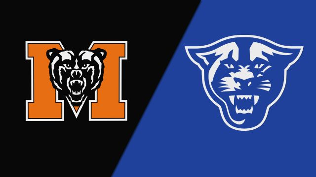 Mercer vs. Georgia State (M Basketball)