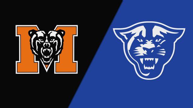 Mercer vs. Georgia State (M Basketball)