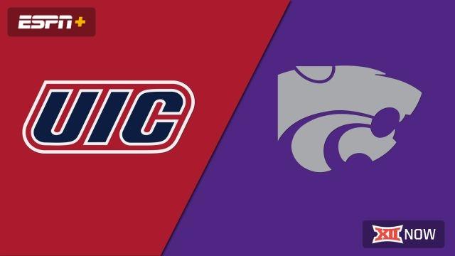 UIC vs. Kansas State (W Basketball)