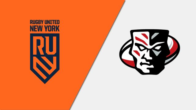 Rugby United New York vs. Utah Warriors (Major League Rugby)