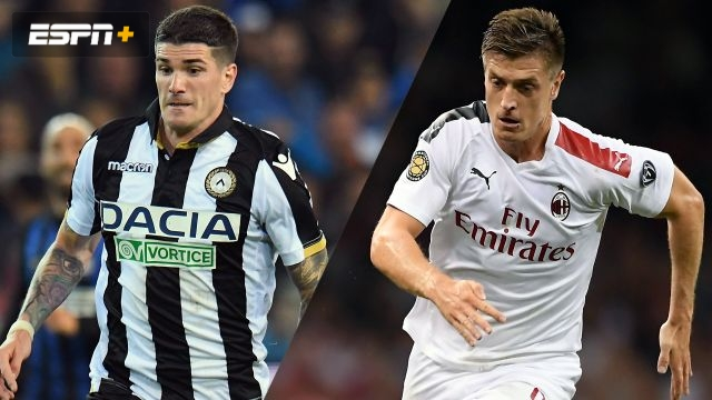 Udinese vs. AC Milan (Serie A)