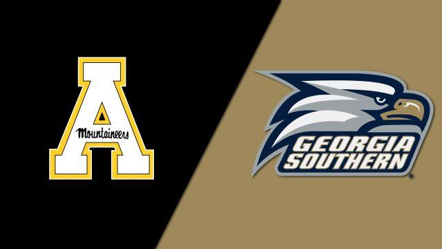 Appalachian State vs. Georgia Southern (W Soccer)