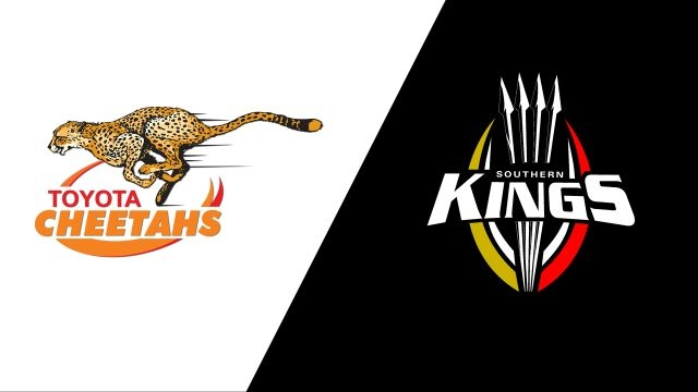 Cheetahs vs. Southern Kings (Guinness PRO14 Rugby)