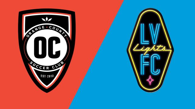 Orange County SC vs. Las Vegas Lights FC