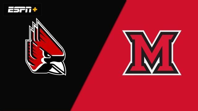 Miami (OH) (Semifinal) (W Volleyball)