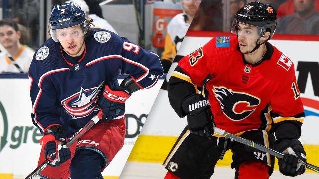 Columbus Blue Jackets vs. Calgary Flames
