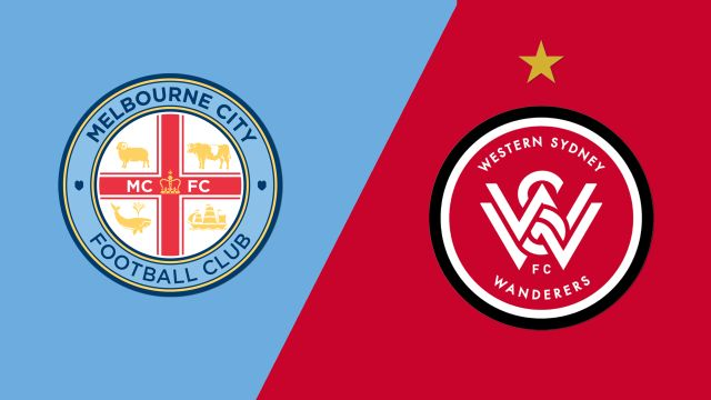 Melbourne City FC vs. Western Sydney Wanderers FC (A-League)