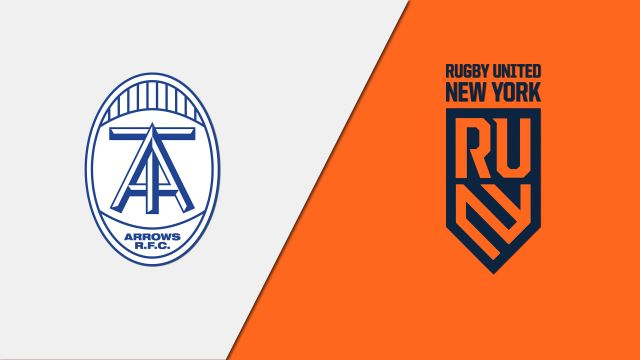Toronto Arrows vs. Rugby United New York (Major League Rugby)